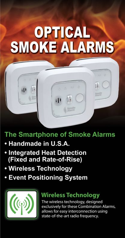 optical Smoke Alarms